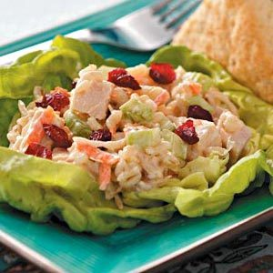 Turkey Luncheon Salad Recipe