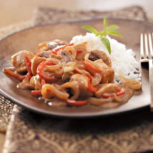 Thai Restaurant Chicken Recipe