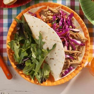 Hoisin Pork Wraps Recipe