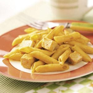 Mexican Chicken Penne for Kids Recipe