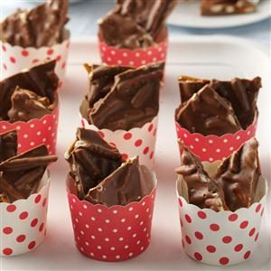 Pretzel Bark Candy