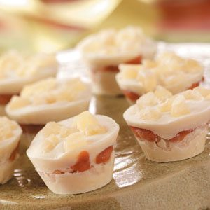 Hawaiian Turtle Cups Recipe