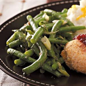 Special Green Beans Recipe