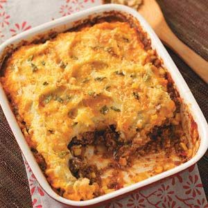 Southwestern Shepherd's Pie Recipe