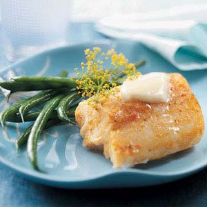 Broiled Cod Recipe