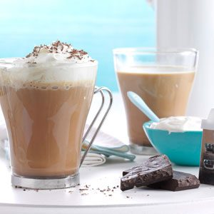 Homemade Coffee Shop Drinks