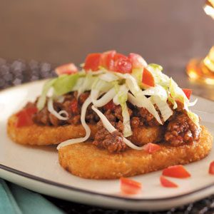 Sloppy Joe Hash Browns Recipe