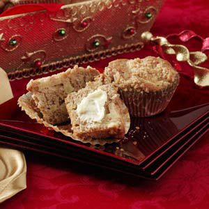 Moist  Apple Muffins Recipe
