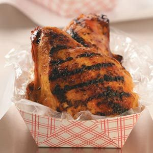 Teriyaki Grilled Chicken Recipe