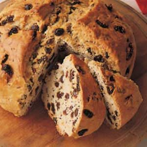 Homemade Irish Soda Bread Recipe
