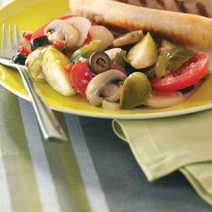 Pickled Veggie Salad Recipe