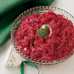 Beet Relish Recipe