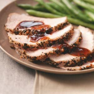 Parmesan Pork Roast