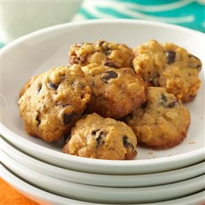 Chocolate Chip Oat Cookies Recipe