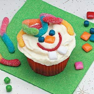 Fun Party Cupcakes Recipe