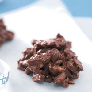 Trail Mix Clusters Recipe
