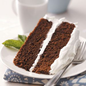 Chocolate Sour Cream Torte Recipe