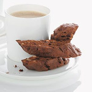Chocolate Dunk-Shot Biscotti Recipe
