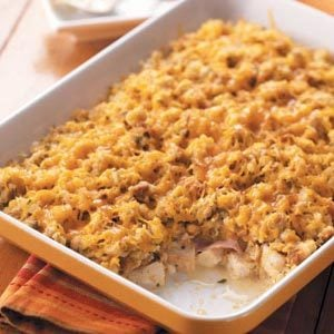 Chicken Cordon Bleu Bake Recipe