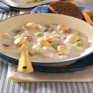 Haddock and Potato Chowder