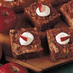 Apple Nut Cake Recipe