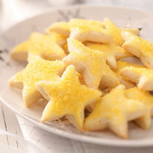 Lemon Stars Recipe