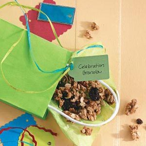 Celebration Granola Recipe