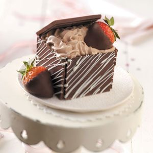 Chocolate Treasure Boxes Recipe