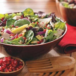 Pear Harvest Salad Recipe