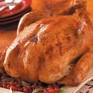 Savory Grilled Turkey Recipe