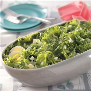 Simple Lettuce Salad Recipe
