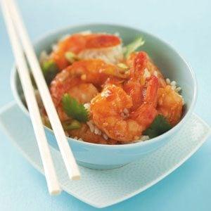 Ginger Shrimp Stir-Fry Recipe