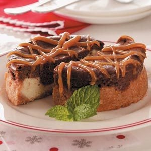 Chocolate Turtle Cheesecake Recipe