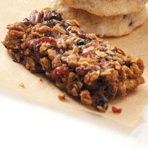 Berry Granola Bars Recipe