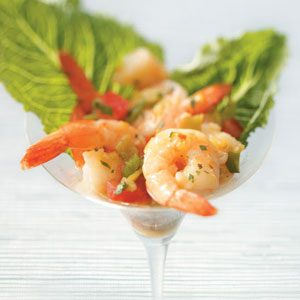 Fiesta Shrimp Cocktail