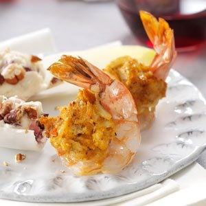 Stuffed Shrimp Appetizers