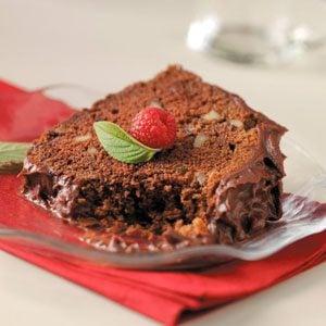 Chocolate Ring Cake Recipe