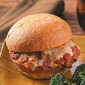 Pizza Sloppy Joes Recipe