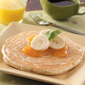 Banana Pancake for One Recipe