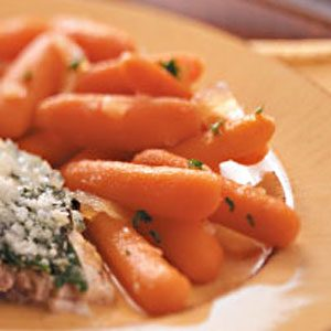 Carrots with Pineapple Glaze Recipe