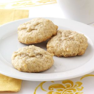 Soft Honey Cookies Recipe