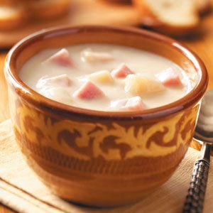 Cordon Bleu Potato Soup Recipe