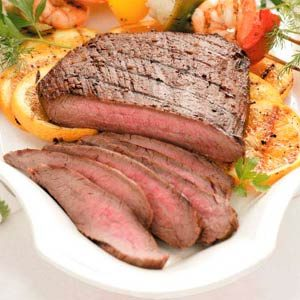 Orange Flank Steak Recipe