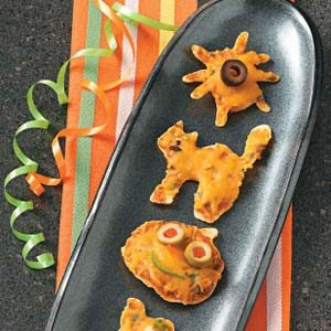 Trick-or-Treat Nachos Recipe