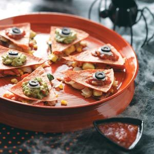Roasted Vegetable Quesadillas Recipe