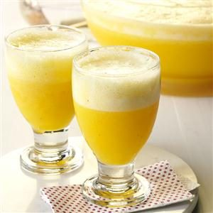 Banana Brunch Punch Recipe