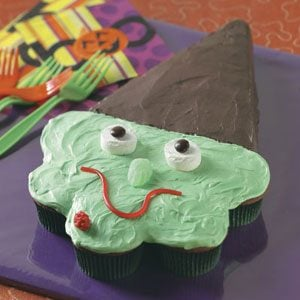 Witch's Hat Cake Recipe