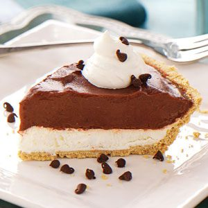 Chocolate Cream Cheese Pie Recipe