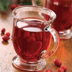 Homemade Cranberry Juice Recipe
