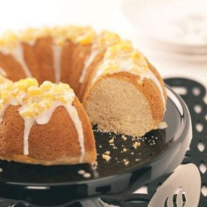Taste-of-Summer Light Pound Cake Recipe